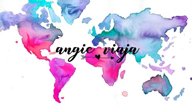 Angie Viaja Art Template Youtube